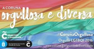 Orgullosa e diversa no Campo da Leña.