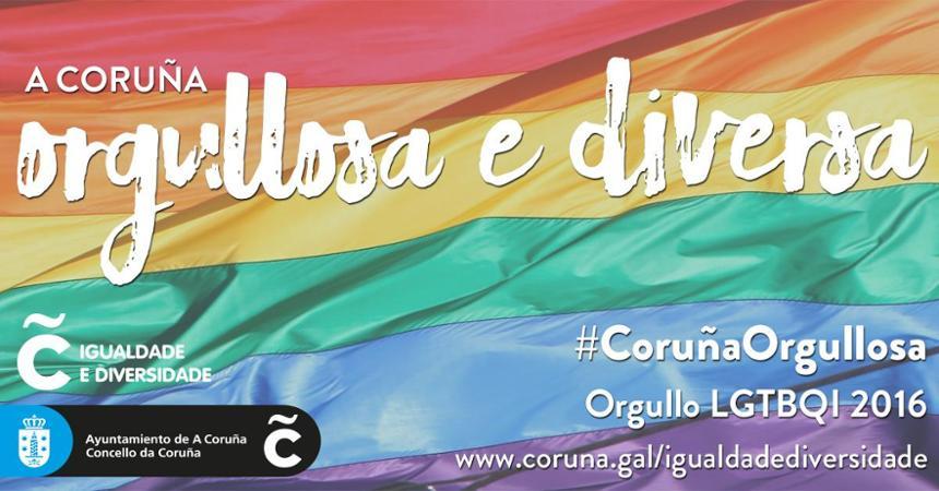 Coruña orgullosa