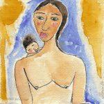 Maternité | Técnica | Tamaño: ??x??cm | Prezo: ??.??€