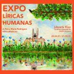 EXPOSICIÓN LIBRERÍA EIXO. OURENSE. MAIO 2017.