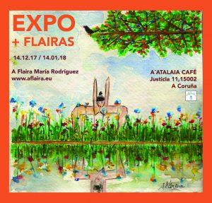 + Flairas expo.